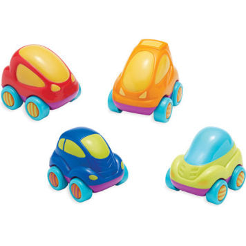 Little Racers Assorted Colours