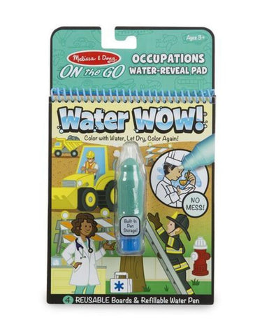 Water Wow! Occupation