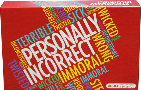 Personally Incorrect Expansion Red