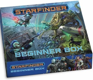 Starfinder RPG Beginner Box