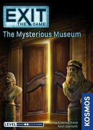 Exit the Game : The Mysterious Museum
