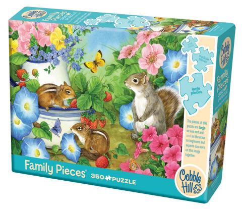 Chippy Chappies - 350 pc Family Puzzle