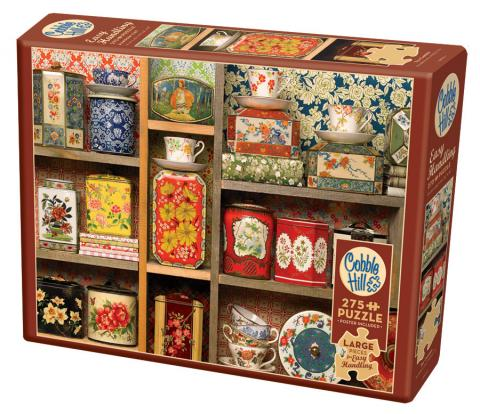 Tea Caddies -275pc