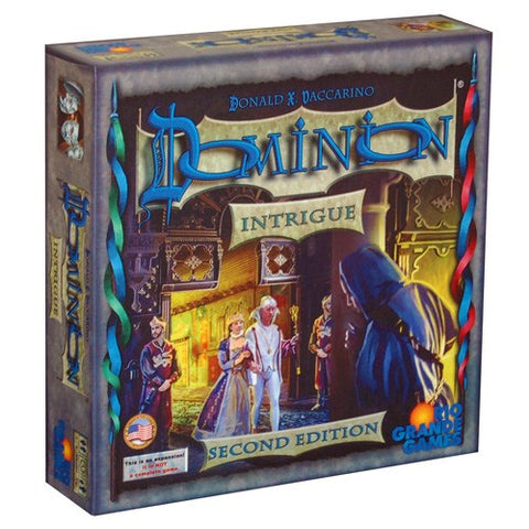 Dominion - Intrigue Second Edition