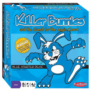 Killer Bunnies: Quest Blue Starter Set