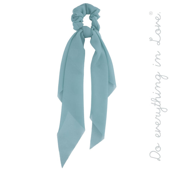 Pony Scarf in Mint