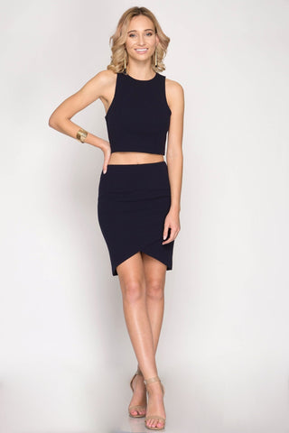 Draper Bodycon Skirt