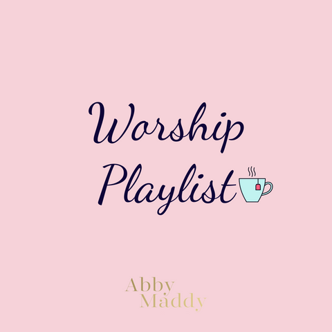 Worship Playlist