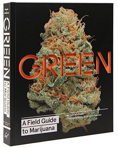 Green: A Field Guide to Marijuana Book - Sweet Pea and Tulip