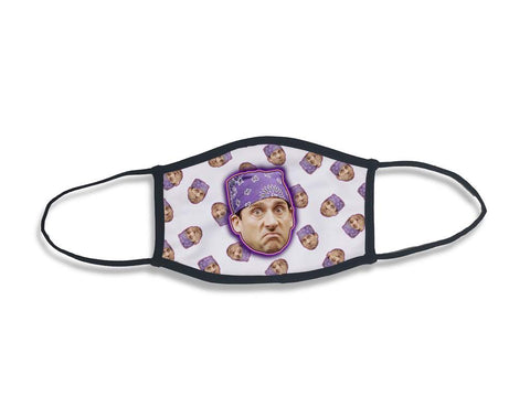 Prison Mike Face Mask