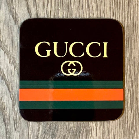 GUCCI COASTER SET