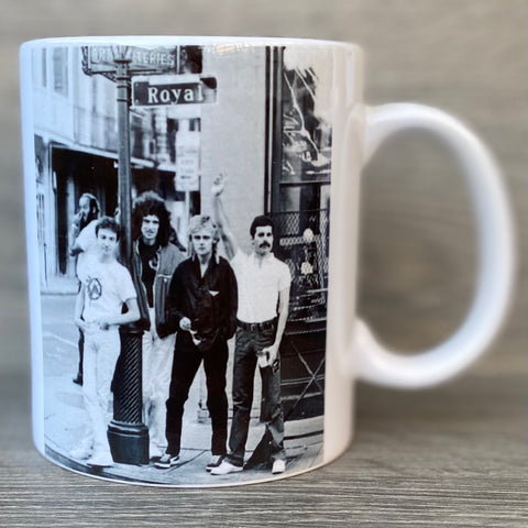 Queen on Royal Street Coffee Mug