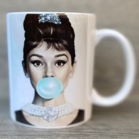 Audrey Bubble Coffee Mug
