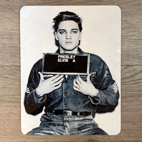 Elvis Draft Photo