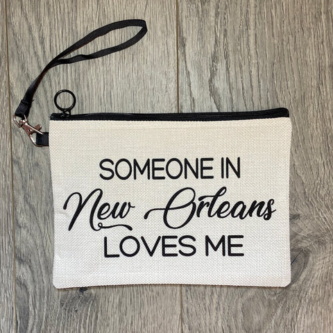 Someone in New Orleans Loves Me