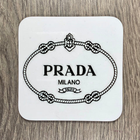 PRADA COASTER - Sweet Pea and Tulip