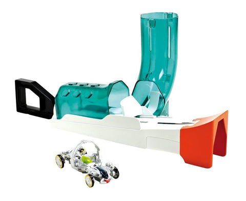Hot Wheels Ballistiks Lock and Load Launcher Claw Grabbing Mayhem