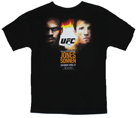 UFC 159 Event Mens T-Shirt - Jones Vs. Sonnen Offical Event Shirt