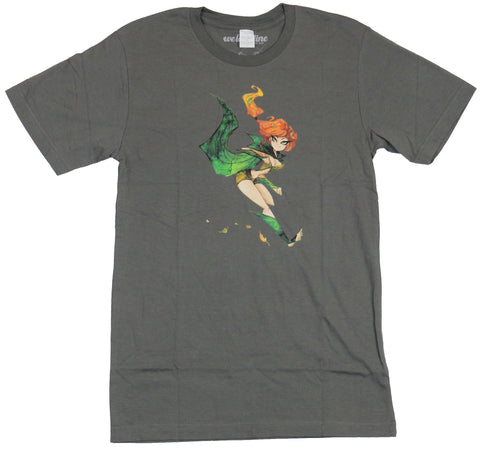 Dota 2 Mens T-Shirt - Cartoon Styled Sliding Windranger Image