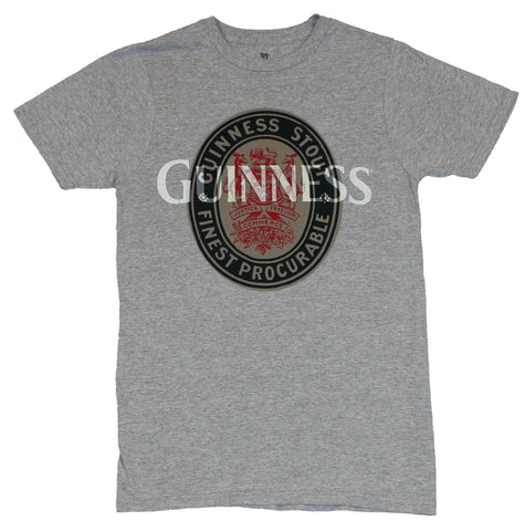 Guinness Stout Mens T-Shirt  - Finest Procurable Logo