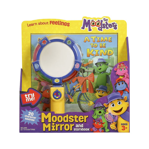 Moodsters Mirror and Storybook - Inmyparentsbasement.com