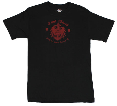 Cool Band Mens T-Shirt  - Cool Band Youve Never Heard Of Eagle Crest