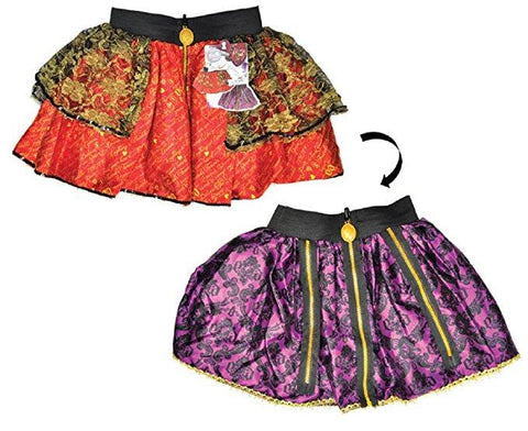 Ever After High REVERSIBLE Petti Skirt- One Size (6 yrs and older) [Apparel]
