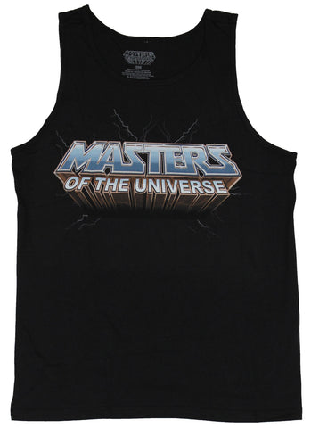 Masters of the Universe Mens Tank Top -  Classic Masters Logo Image