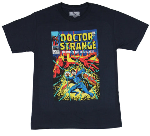 Doctor Strange (Marvel Comics) Mens T-Shirt - 171 Under Hands Cover Image