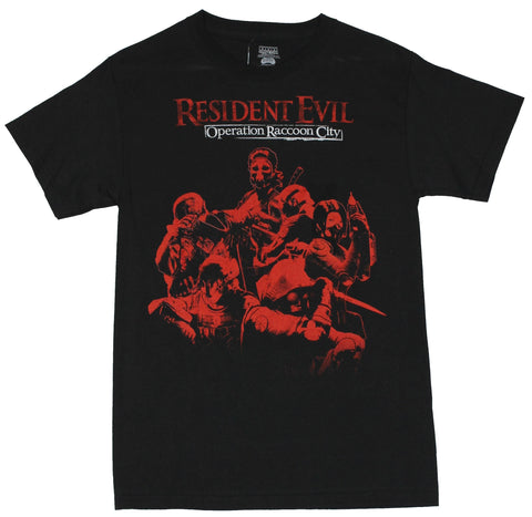 Resident Evil Operation Racoon City Mens T-Shirt  - Special Operatives Team Im