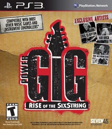 Power Gig: Rise of the SixString - Playstation 3 (Game Only) [PlayStation 3]