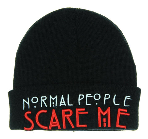 American Horror Story Normal People Scare Me Watchman Beanie