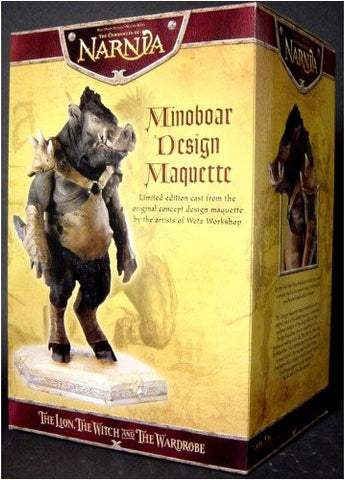 CHRONICLES OF NARNIA MINOBOARS MAQUETTE - Inmyparentsbasement.com