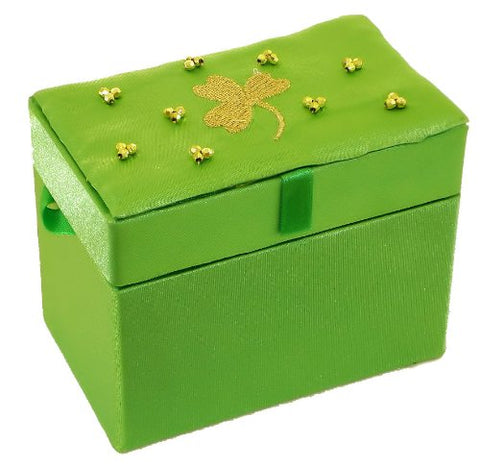 "San Francisco Music Box Company - Irish Token Box ""That's an Irish Lullaby"""