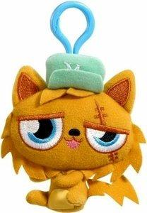Moshi Monsters Moshlings Backpack Clip Plush Figure Gingersnap With Online Code