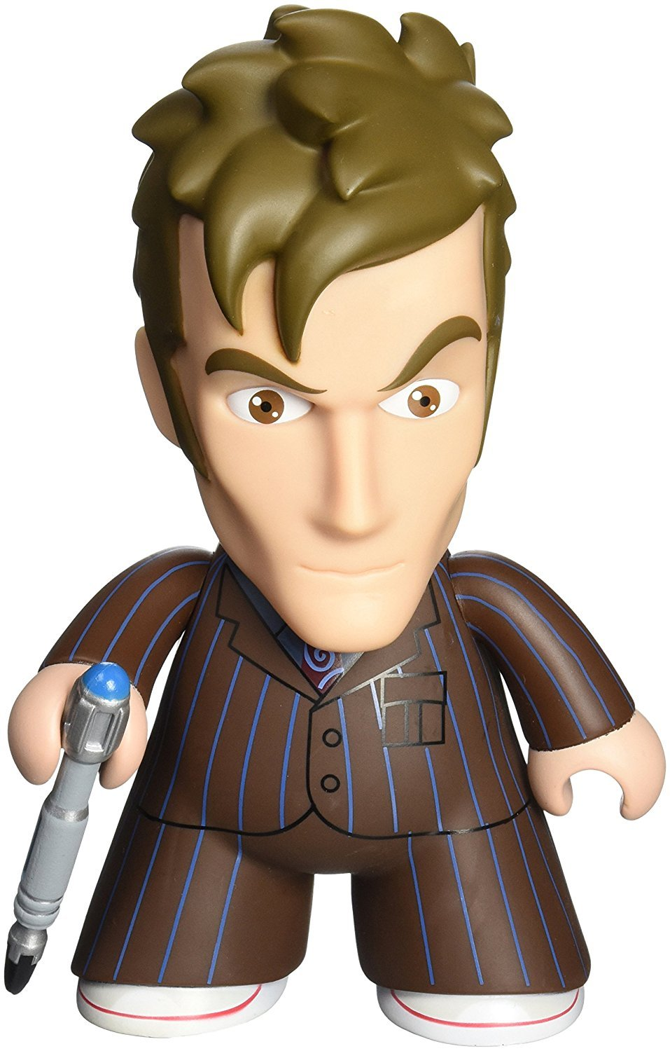 Titan Doctor Who Titans: 10th Doctor 6.5 Vinyl Figure (Suited Version)