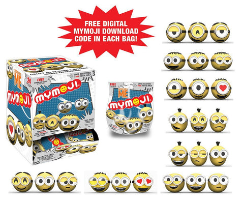 Funko MyMoji: Despicable Me Minions Blind Bag 1-pack