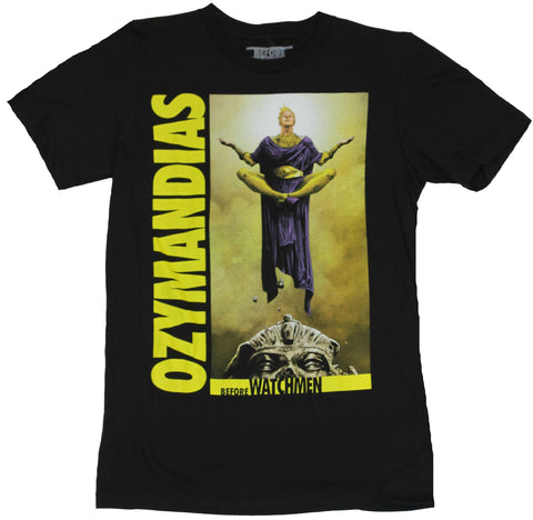 Watchmen Mens T-Shirt - Before Watchmen Ozymandias 1  Cover Image