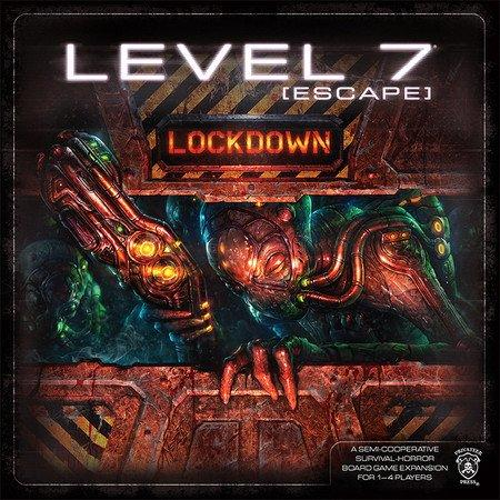 Level 7: Lockdown Expansion [Toy]