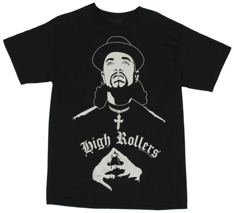 Ice T Mens T-Shirt  - High Rollers [Apparel]