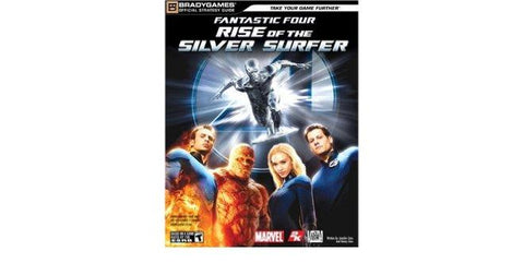 Fantastic Four: Rise of the Silver Surfer Official StrategyGuide (Fantastic F...
