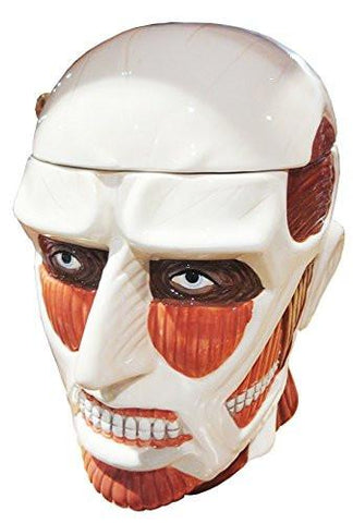 Attack on Titan Colossal Lidded Jar