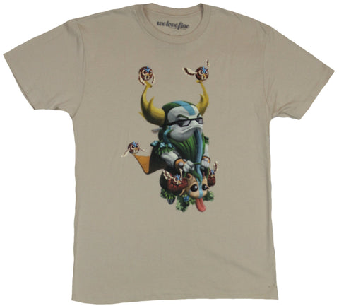 DOTA 2 Mens T-Shirt - Nature's Wild Ride Image