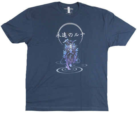 Dota 2 Mens T-Shirt - Eternal Luna Art Image