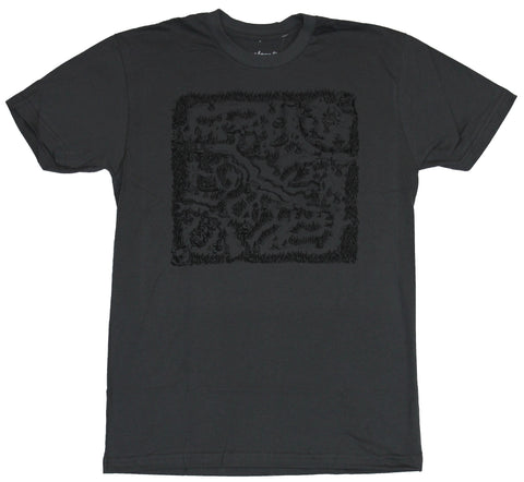DOTA 2 Mens T-Shirt - Battlefield Map Image