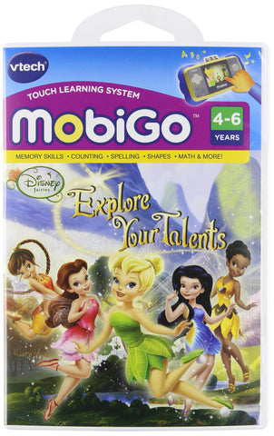VTech - MobiGo Software - Disneys Fairies [Toy]