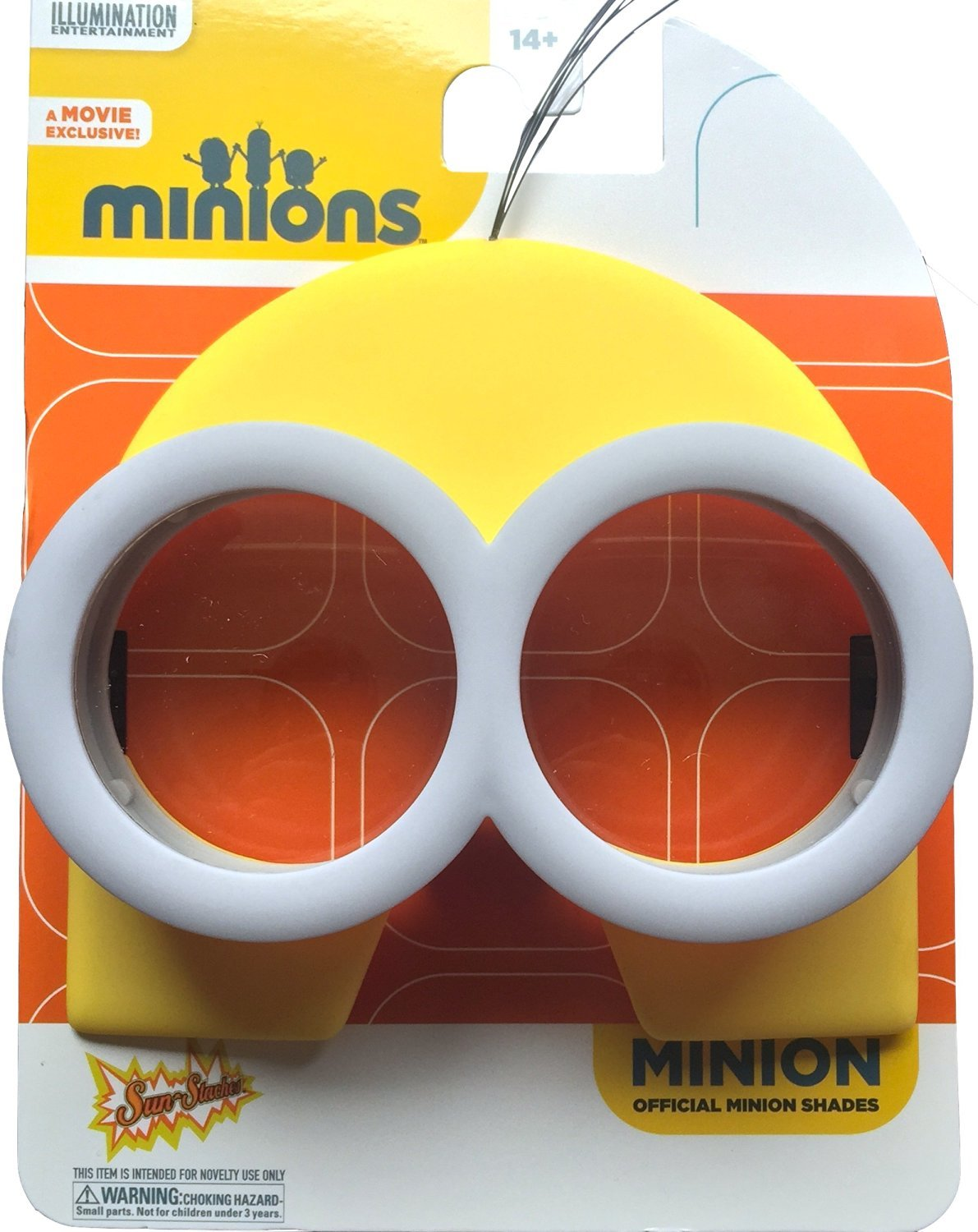 Despicable Me Minions Movie Exclusive Minion Official Minion Shades