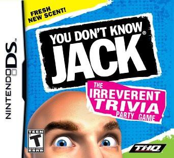 You Don't Know Jack - Nintendo DS [Nintendo DS]