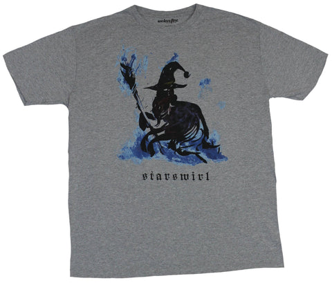 My Little Pony Mens T-Shirt -  Starswirl Wizard Shadowy Pony Image