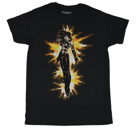 Dark Phoenix of the X-Men (Marvel) Mens T-Shirt - Purified By Fire